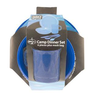 360 Degrees Dinner Set