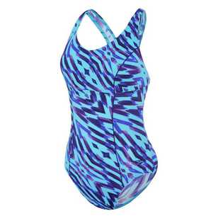 Speedo Women's Contour Clipback One Piece Swimsuit