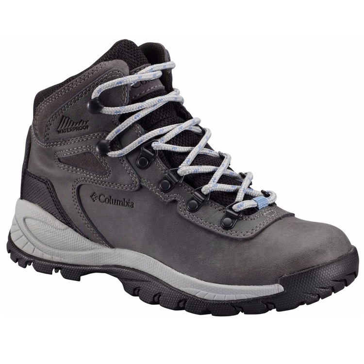 Columbia Women's Newton Ridge Plus Boots Quarry & Cool Wave