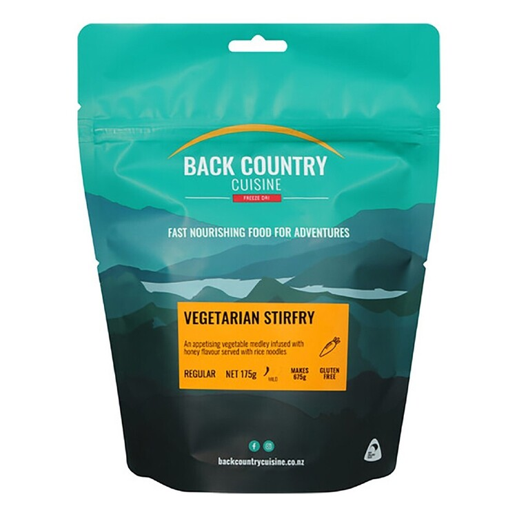 Back Country Vegetarian Stirfry Regular