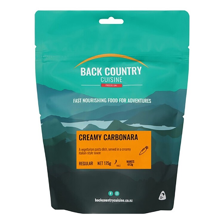 Back Country Creamy Carbonara Double