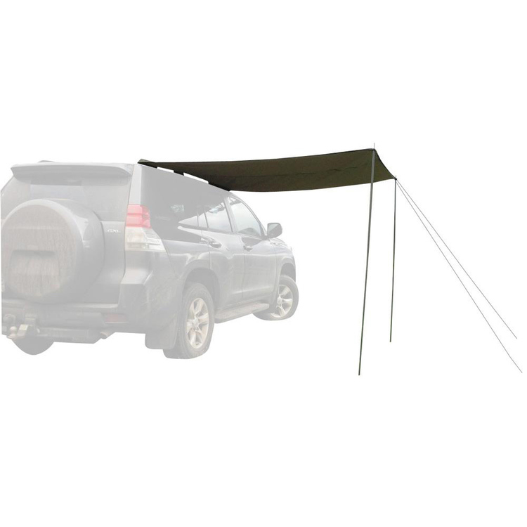 Dune 4WD Quickstop Awning Brown