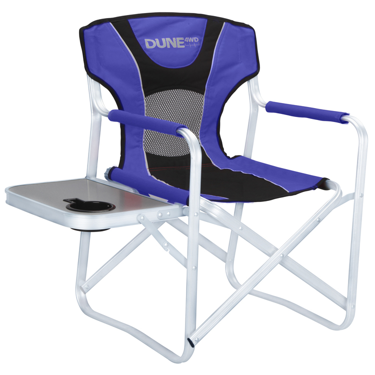 Dune 4WD Kid's Directors Chair with Side Table