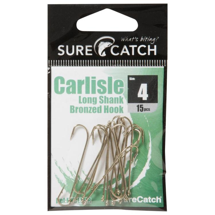 SureCatch Longhshank Hooks