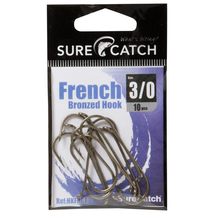 SureCatch French Hooks Pack