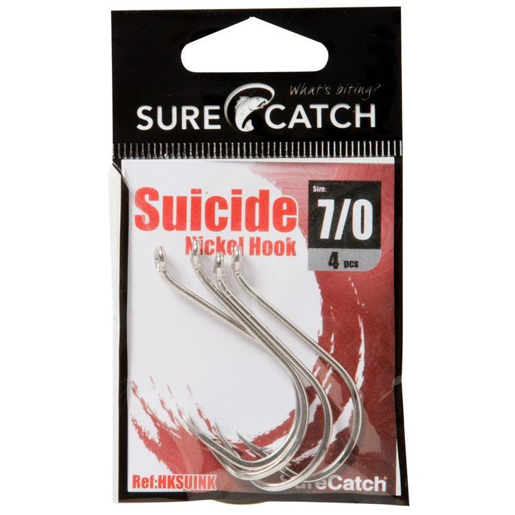 SureCatch Suicide Hooks