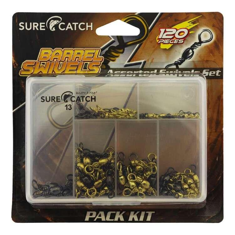 SureCatch Barrel Swivel Pack 120 Pack