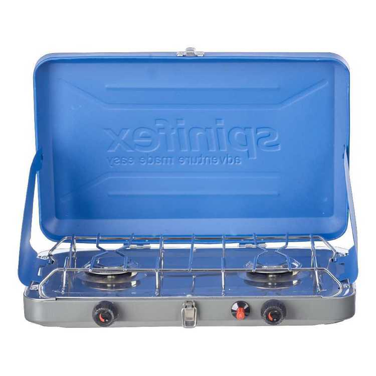Spinifex Deluxe 2 Burner Camp Stove