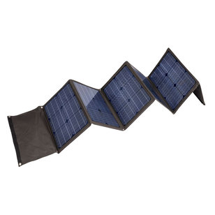 Projecta 120W Soft Folding Solar Panel & Controller Kit