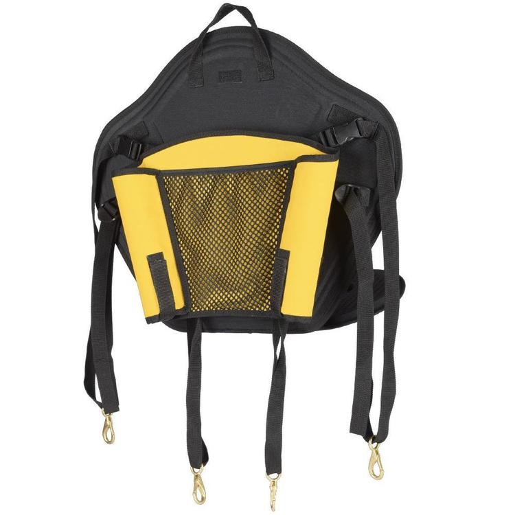 Seak N Fish Backrest Yellow