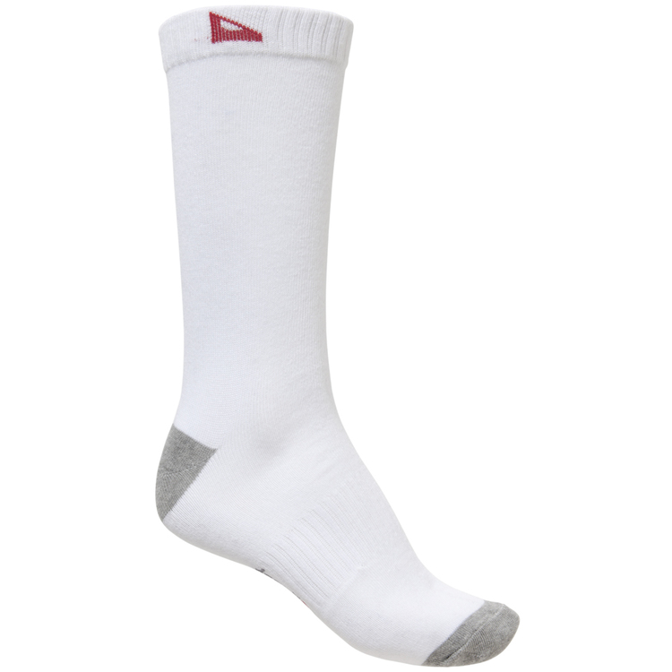 Denali Adult's Coolmax Liner Socks White