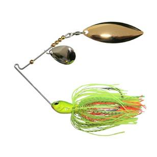 Tackle Tactics Tornado Tandem Spinnerbait Lure