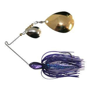 Tackle Tactics Tornado Double Colorado Spinner Bait Lure