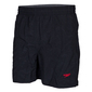 Speedo Boy's Solid Leisure Water Shorts Black