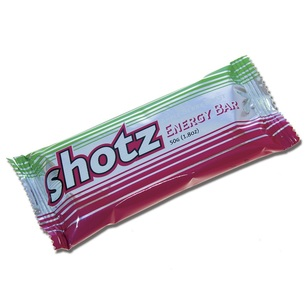 Shotz Energy Bars