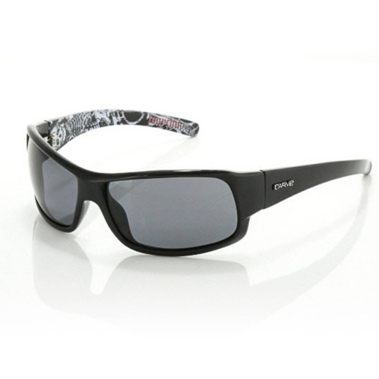 Carve Sonny Black Sunglasses