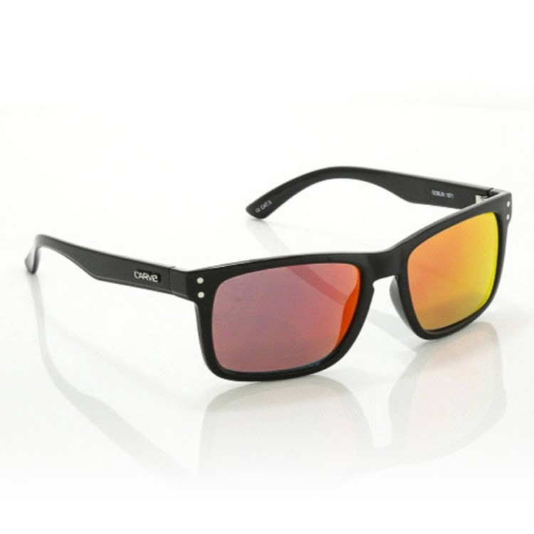 Carve Goblin Iridium Sunglasses Black One Size Fits Most