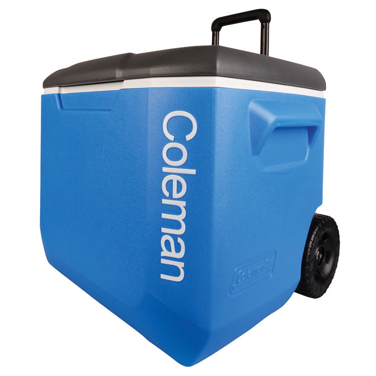 Coleman 57L Branded Wheeled Cooler