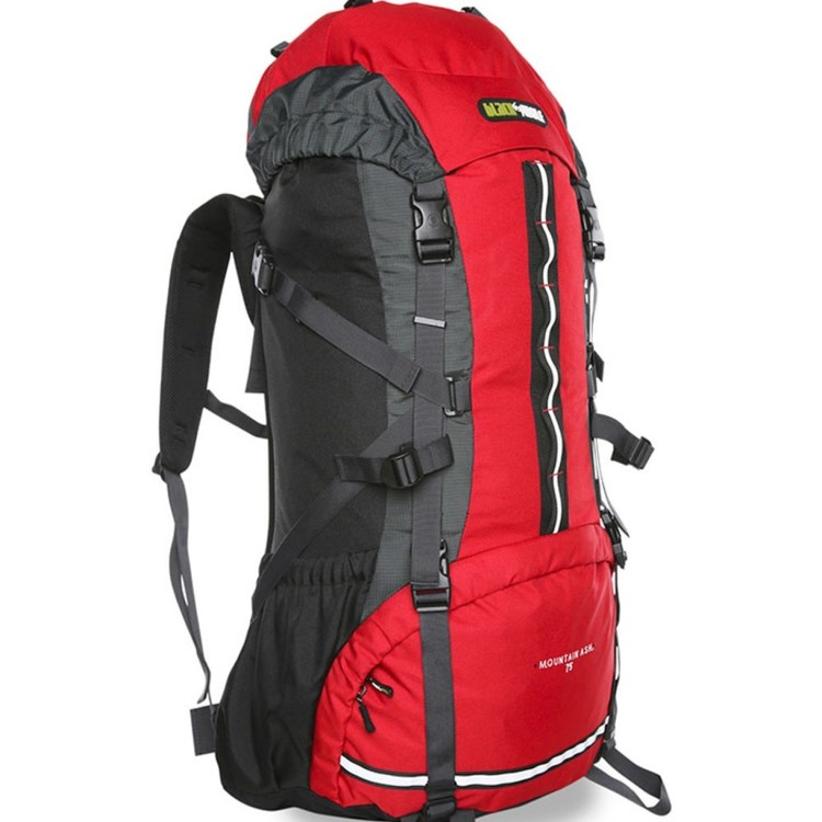 BlackWolf Mountain Ash Hiking Pack Chilli & Charcoal