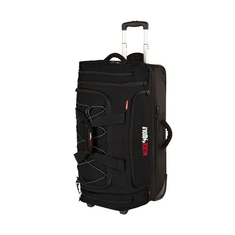 BlackWolf Bladerunner 80 + 20L Rolling Bag