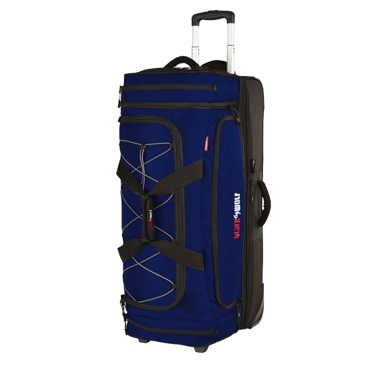 BlackWolf Bladerunner 110 + 30L Rolling Bag