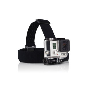 GoPro HD3+ Headstrap & Quickclip