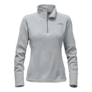 The North Face Women's Glacier Quarter Zip Fleece Jacket