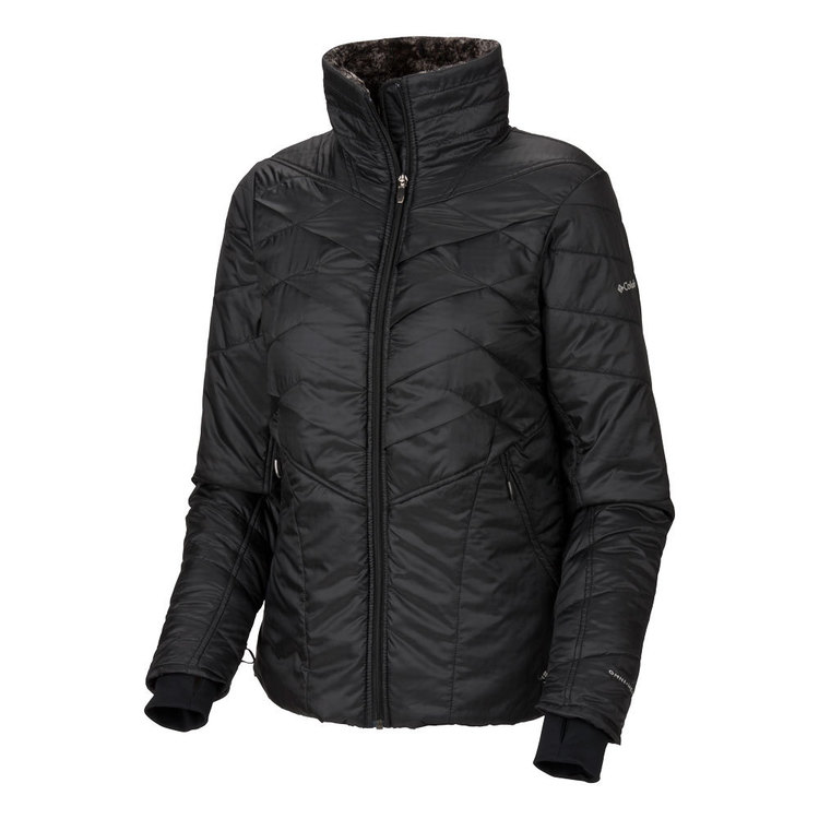 Columbia Women's Kaleidaslope Oh Jacket Black
