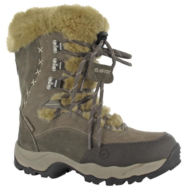 Hi-Tec Women's St Moritz 200 Snow Boots