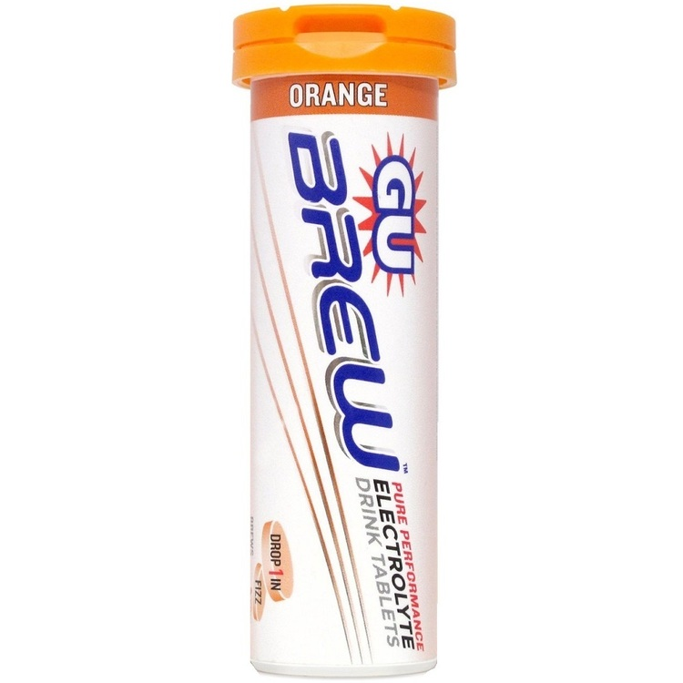 GU Brew Electrolyte Drink Tablets