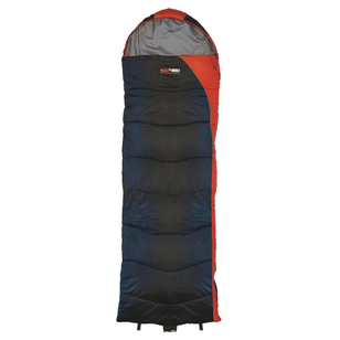 BlackWolf Sandon Jumbo Hooded Sleeping Bag