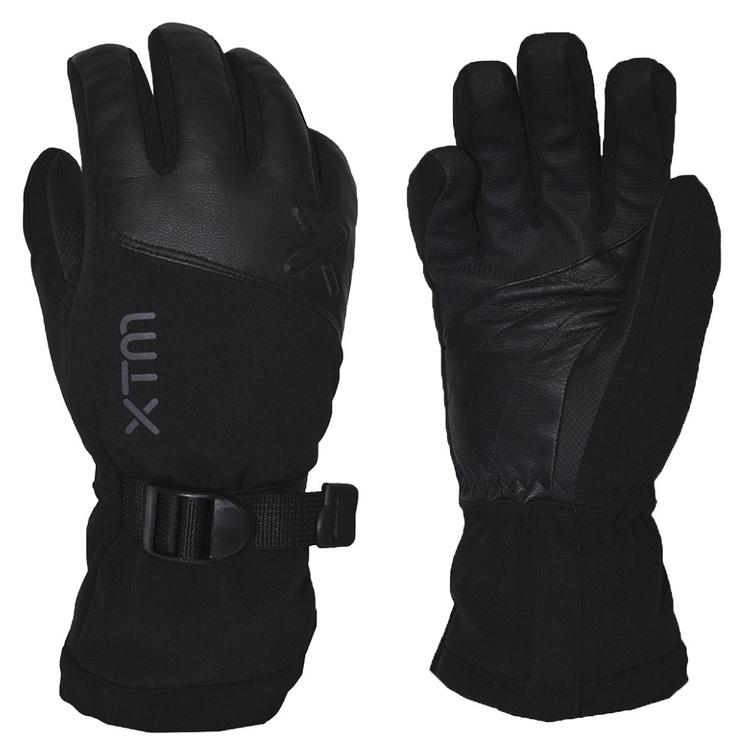 XTM Men's Guide Snow Gloves Black