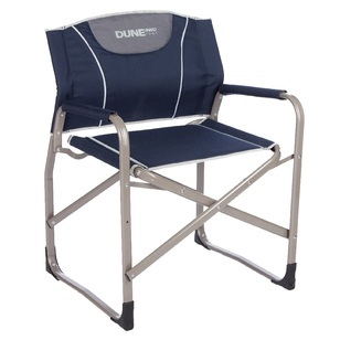 Dune Directors Chair With Lumbar Support