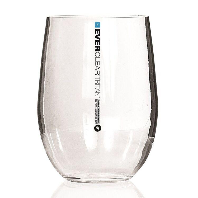 Everclear Tritan Stemless Red Wine Glass 443 mL