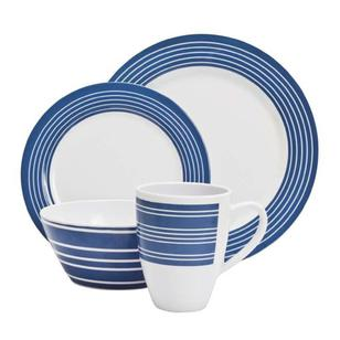 Campfire 16 Piece Melamine Set Nautical