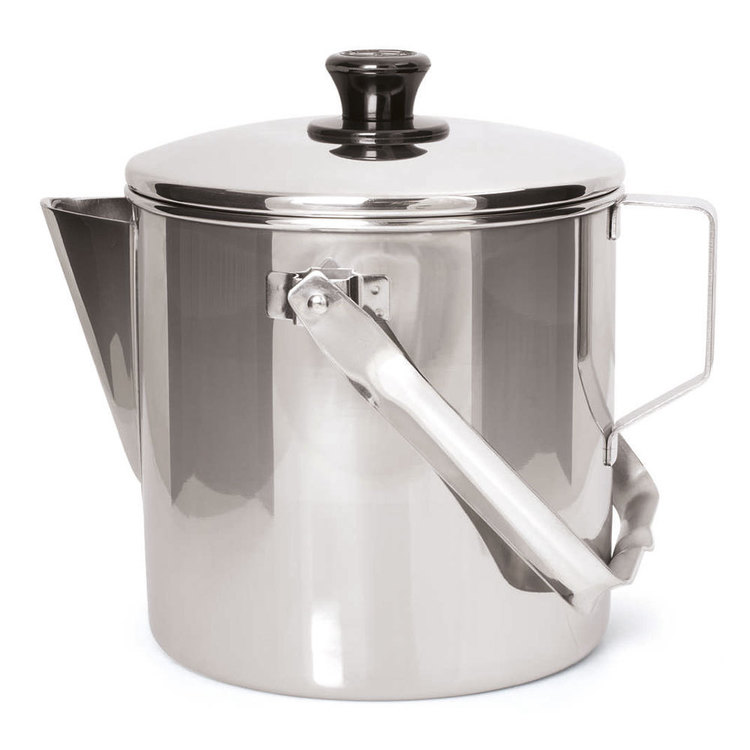 Zebra Camp Kettle