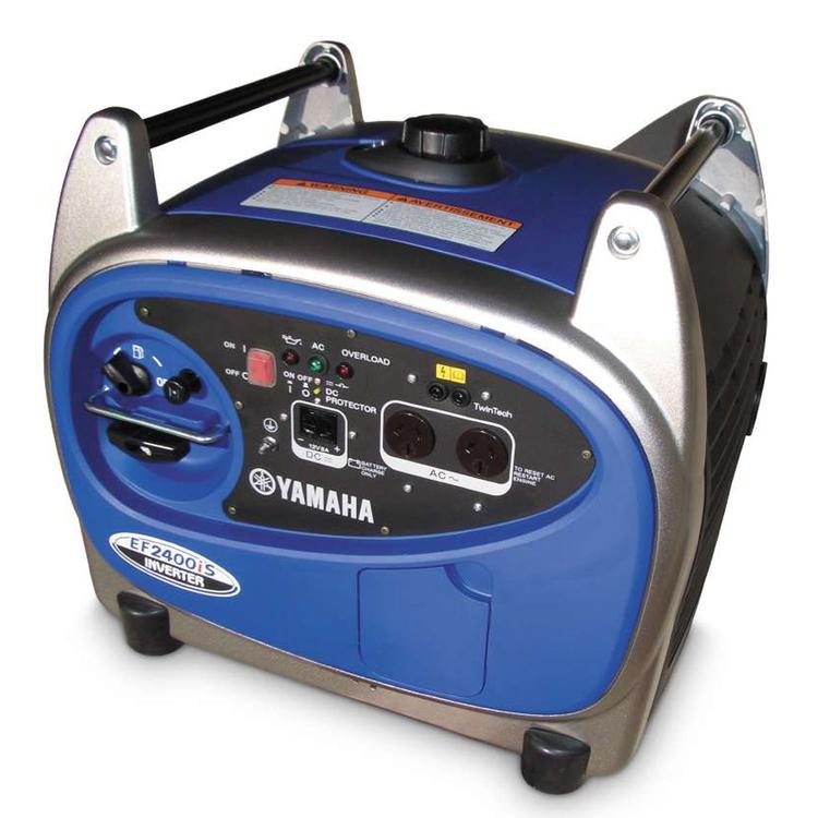 Yamaha 2.4 KVA Silent Inverter Generator
