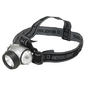 Tactical 7 LED Headlamp Silver & Black