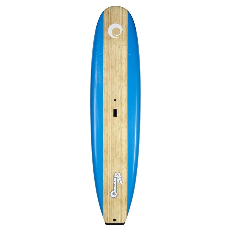 Seak Soft Stand Up Paddle Board Blue Wood 11 ft