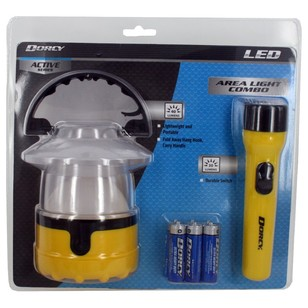 Dorcy LED Area Light Combo Pack