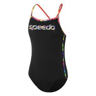 Speedo Girl's Sierra One Piece Swimsuit