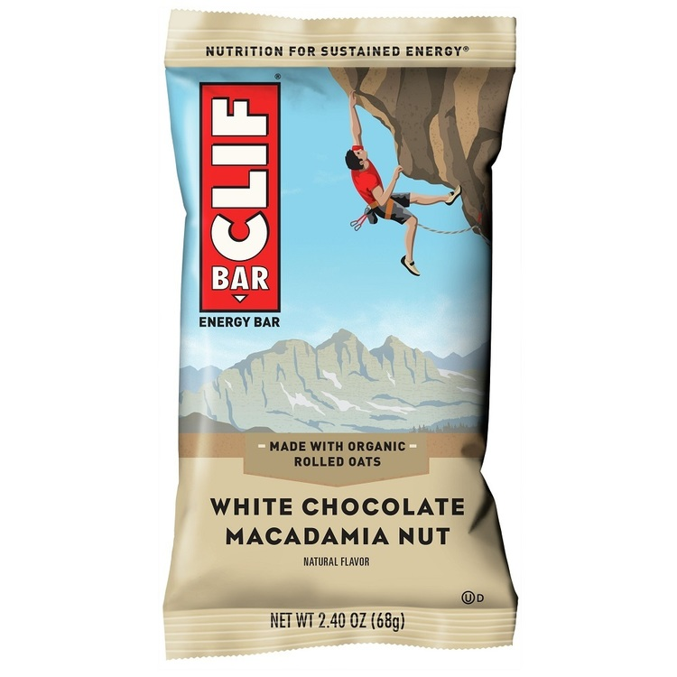 Clif Bar White Chocolate Macadamia Energy Bar