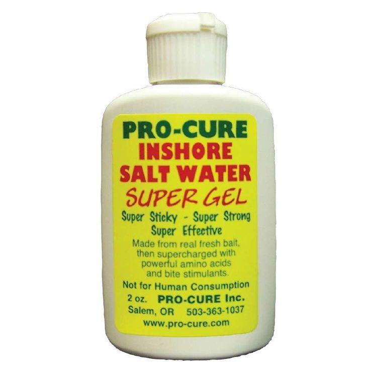 Pro-Cure Super Gel Scent Inshore Saltwater