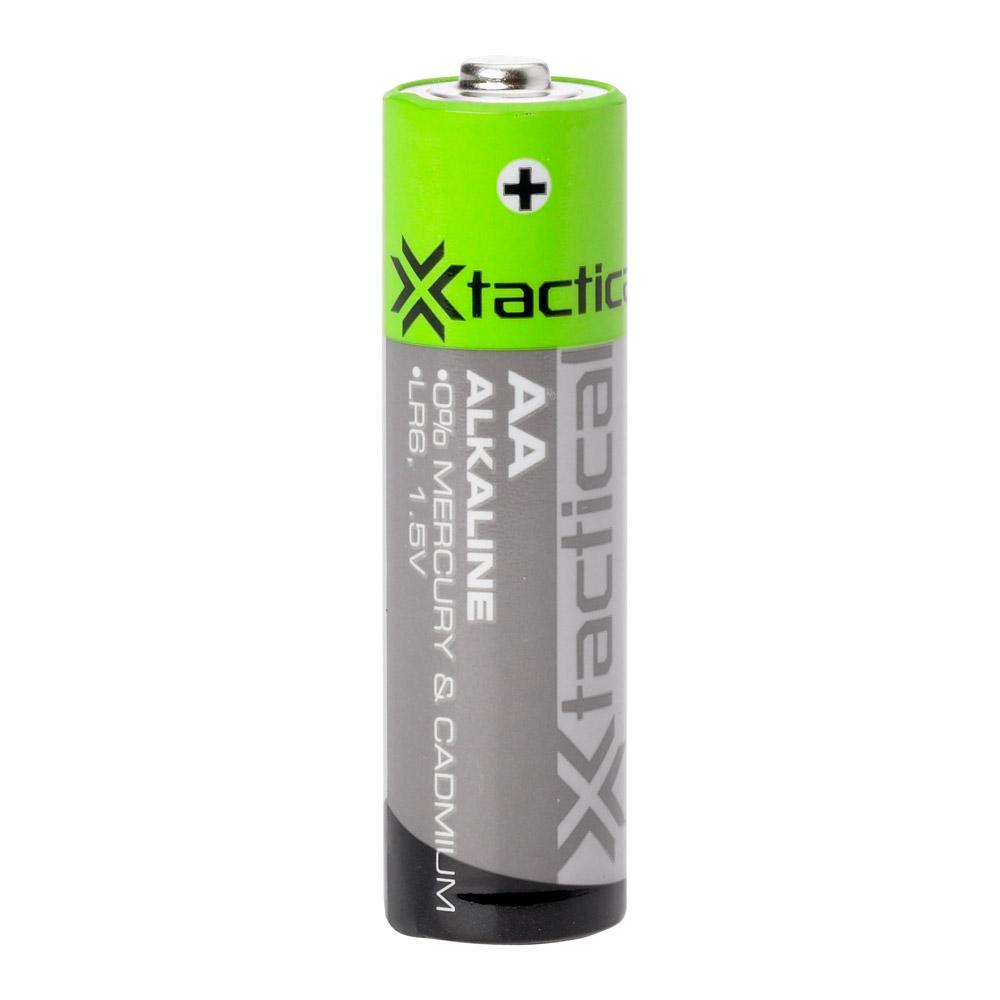 Tactical AA Batteries 4 Pack