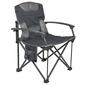 Companion Rhino Deluxe Hard Arm Chair Grey
