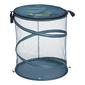 OZtrail Collapsible Storage Bin Blue