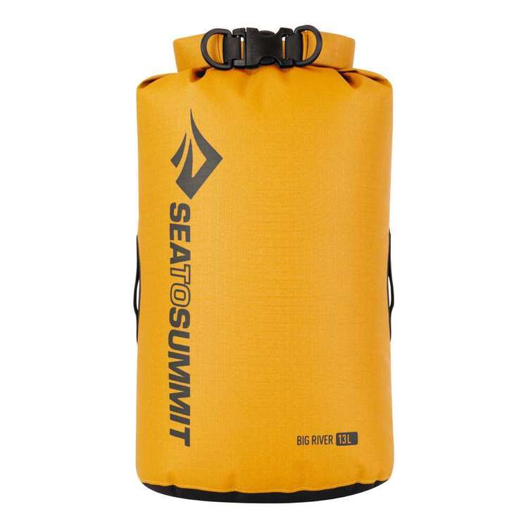 Sea to Summit 13L Big River Dry Bag Yellow 13 L