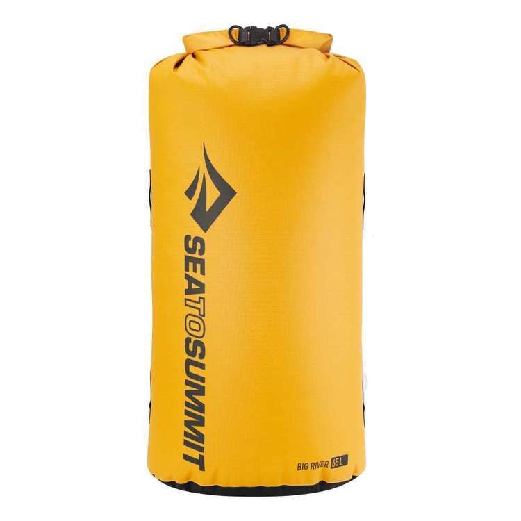 Sea to Summit 65L Big River Dry Bag Yellow 65 L