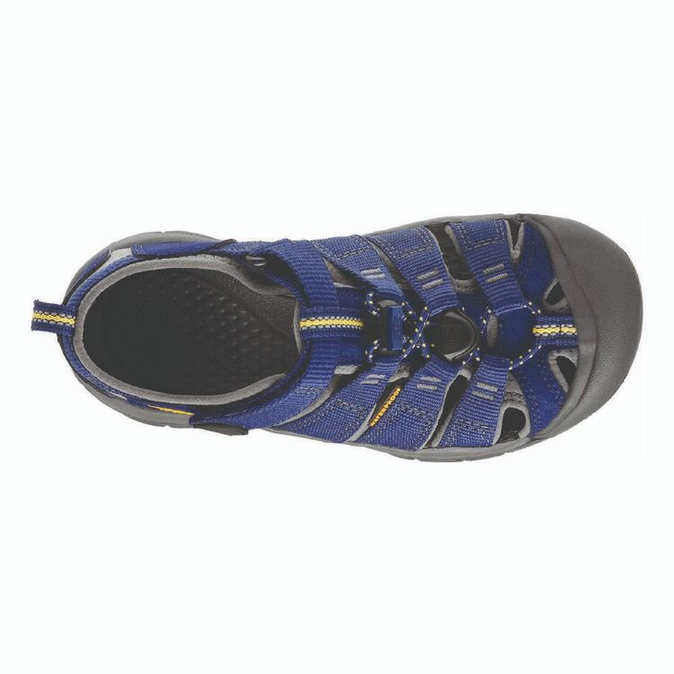 Keen Kids' Newport H2 Sandals Blue Depths & Gargoyle