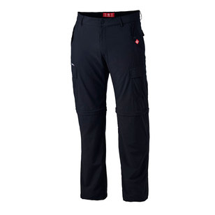 Vigilante Men's Jaystar II Zip Off Pants